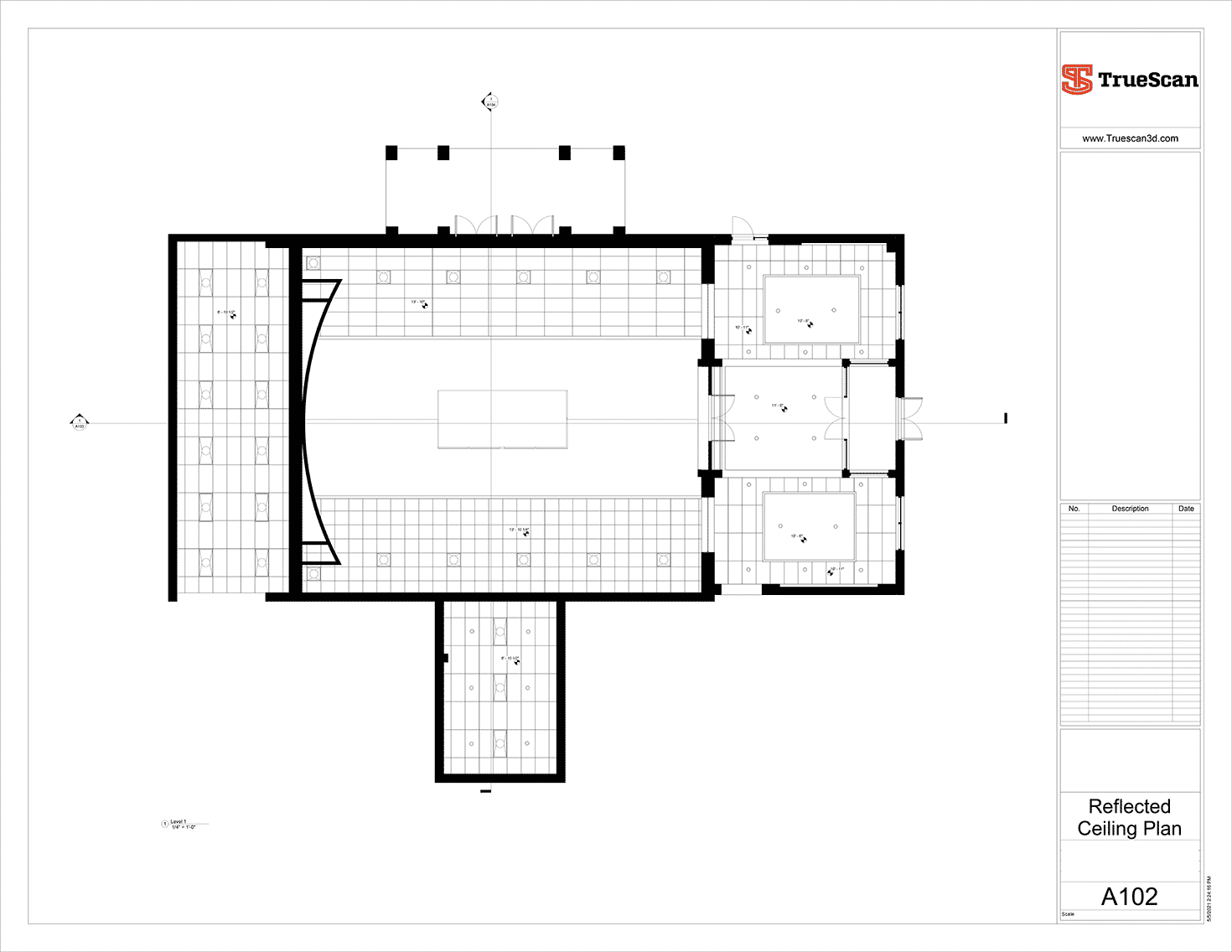 as-built plan